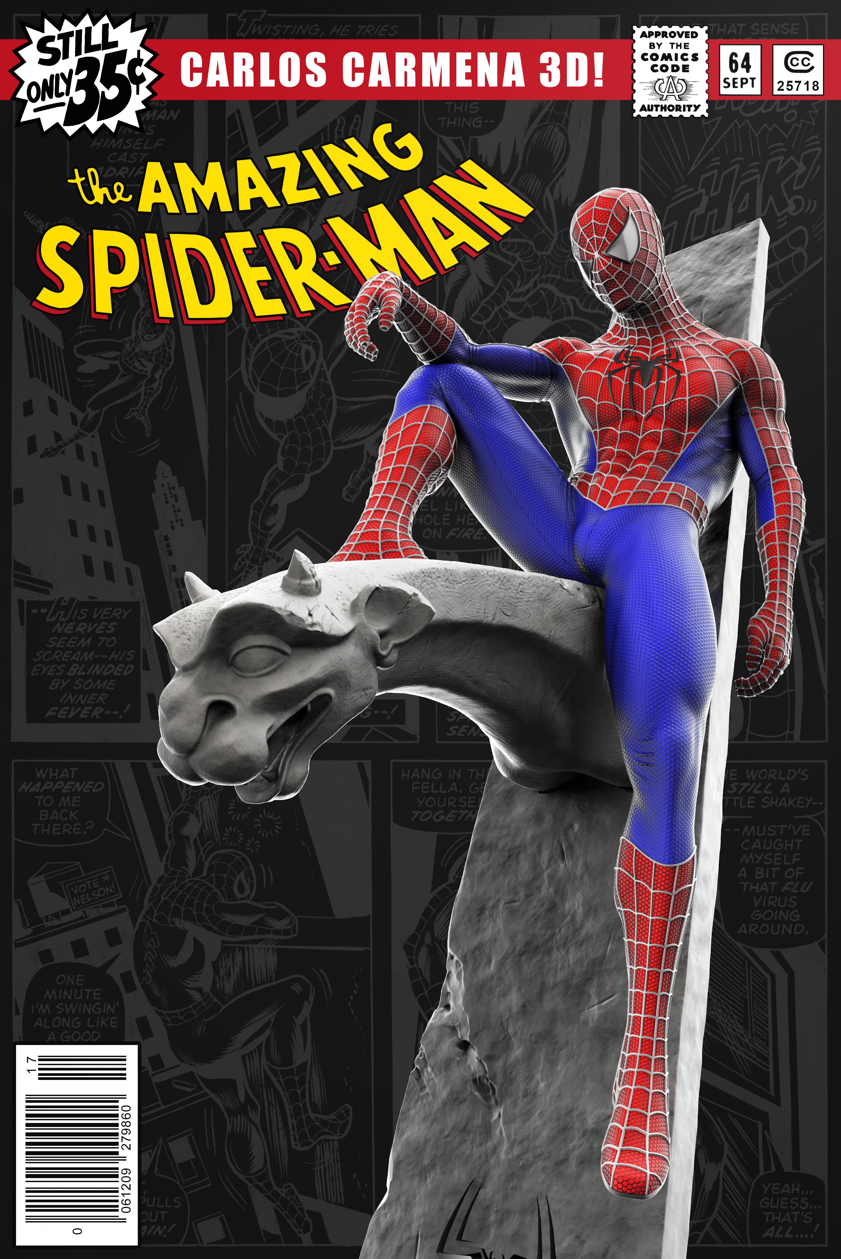 Proyecto Spiderman, Composición.