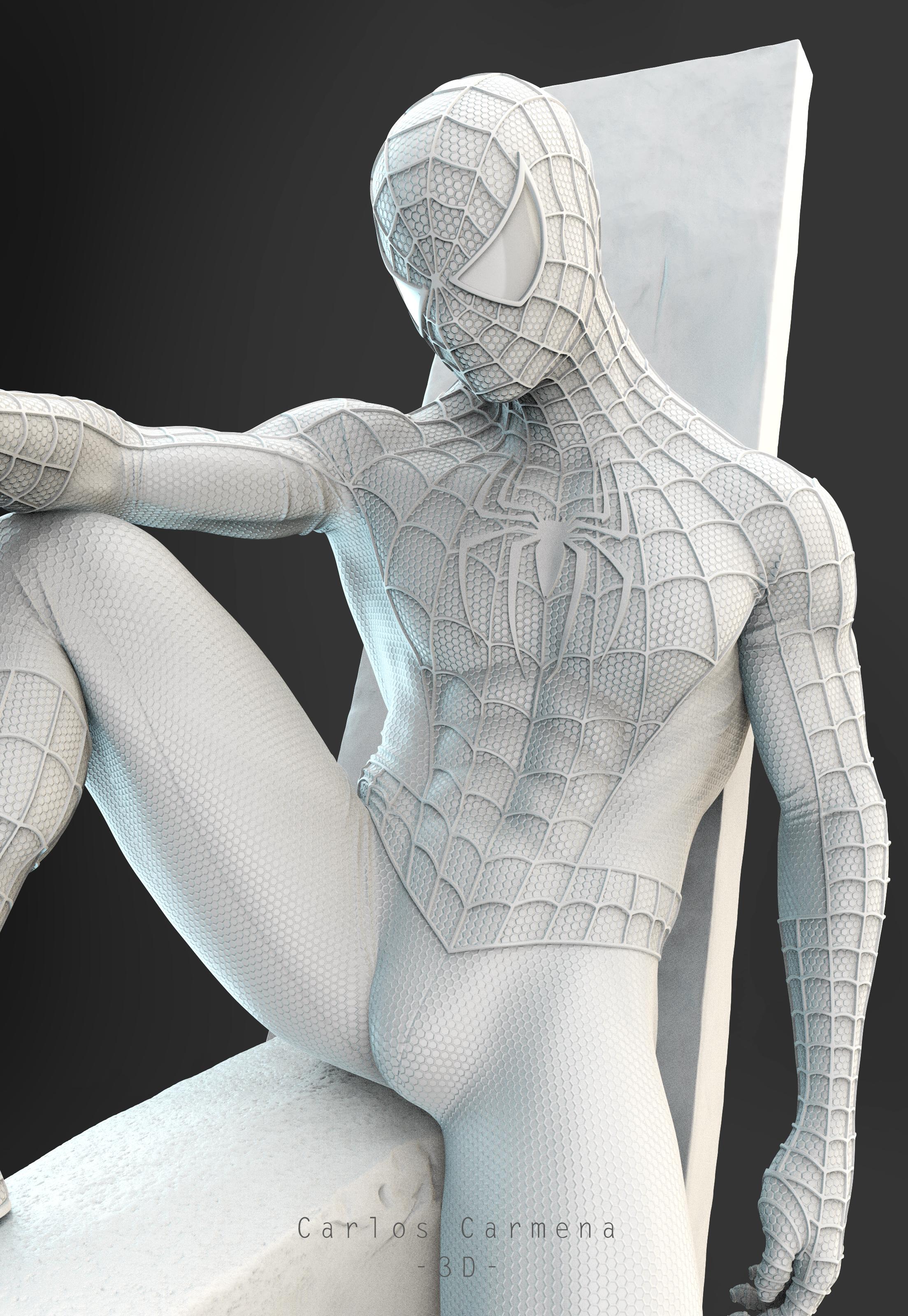 Proyecto Spiderman, Render 5.