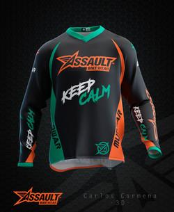 Assault wear 1