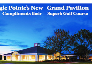 Eagle Pointe's New Grand Pavilion