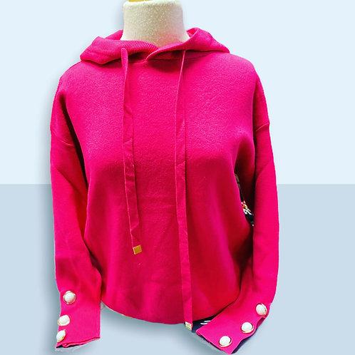 Diana Pearl sleeve jumper