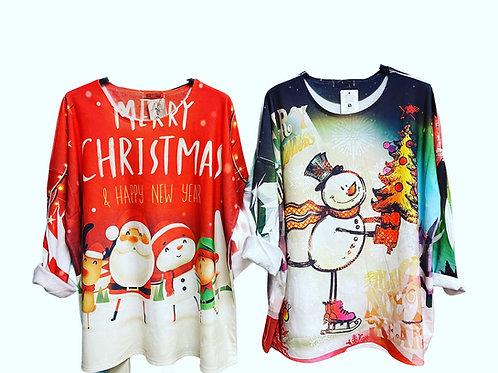 Christmas sweatshirt/loungewear