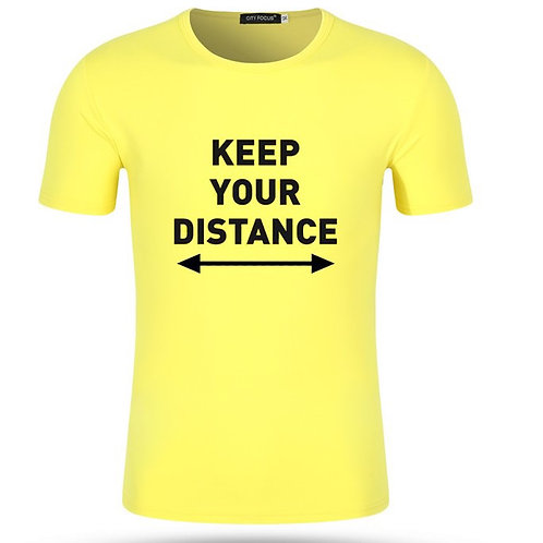 Keep your Distance T