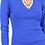 Thumbnail: Jewel neck jumper