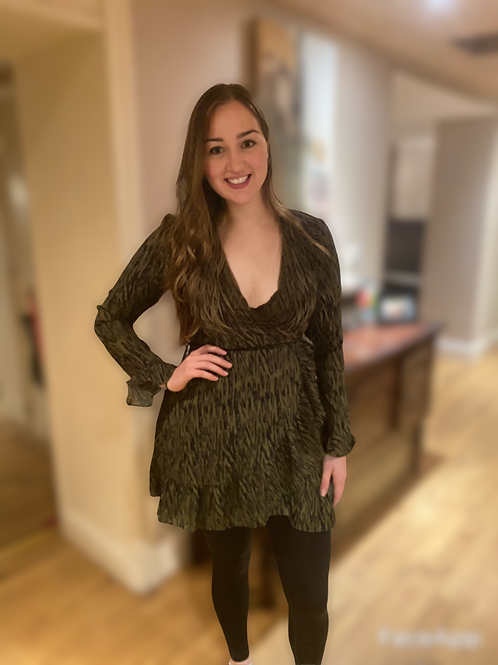 Mini tea-dress