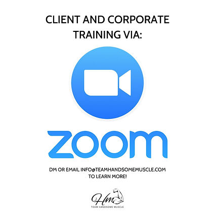 CLIENT AND CORPORATE TRAINING COMING SOO