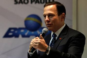 Doria defende privatização da Petrobras e fusão entre Caixa e BB