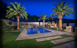 Oasis Backyard