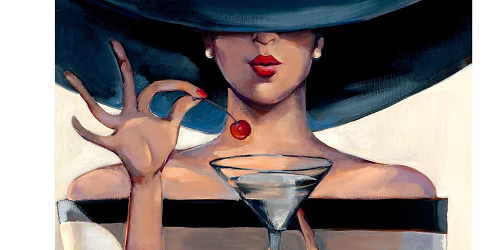 Глоток мартини | 28 августа пятница | 1900 руб