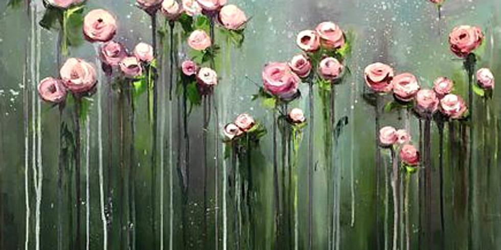 Объемные цветы | 17 августа суббота | 1990 руб