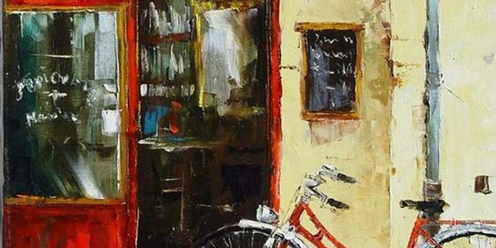 Ретро велосипед |  7 апреля суббота | 2000 руб