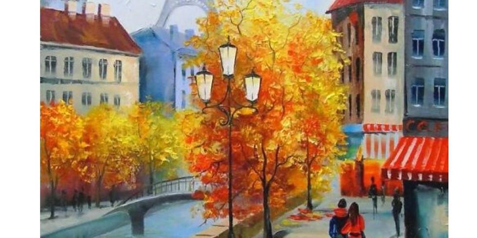 Осень   11 октября воскресенье   2300 руб