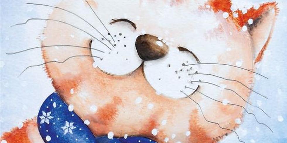 Снежный кот (6+) | 10 февр суббота| 1990 руб