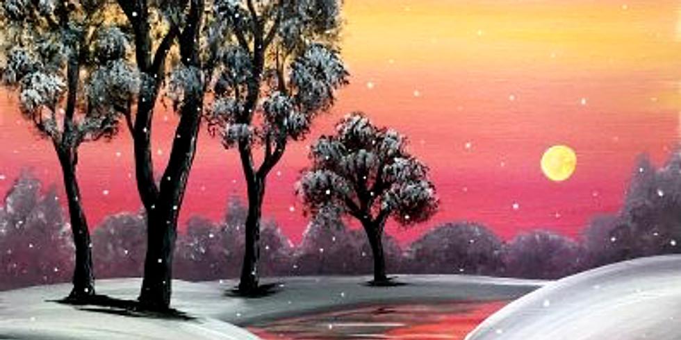 Зима   10 января четверг   1990 руб