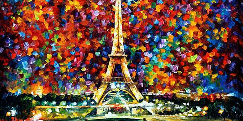 Ах, Париж! |  5 мая суббота | 2000 руб