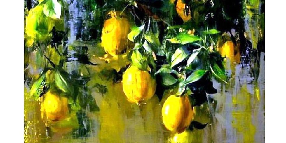 Лимоны   20 сентября воскресенье   2300 руб