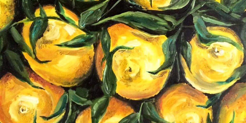Лимоны | 21 марта суббота | 1990 руб