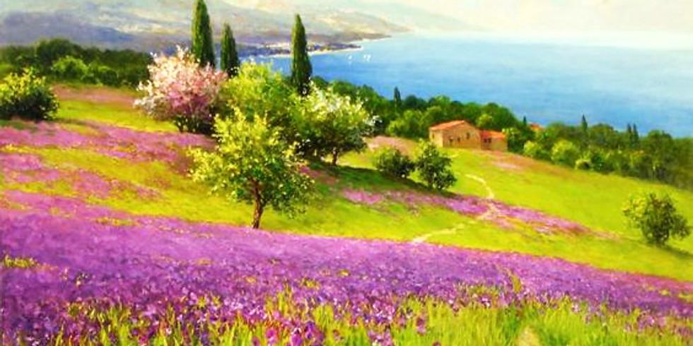 Итальянский пейзаж | 27 янв суббота | 1990 руб