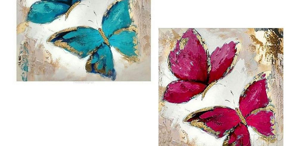Бабочки   13 марта суббота   2300 руб