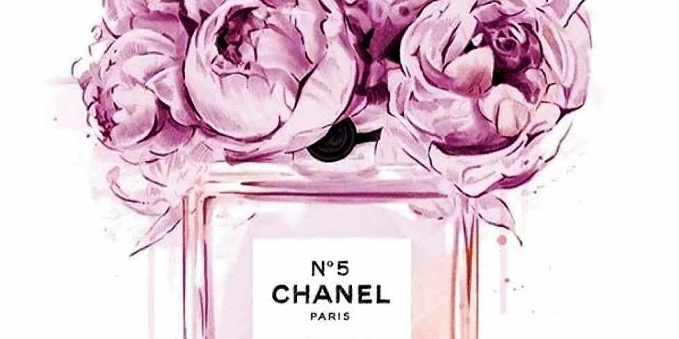 Пионы Chanel   28 июня пятница   1990 руб