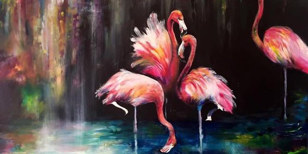 Фламинго |  28 апреля суббота | 2000 руб