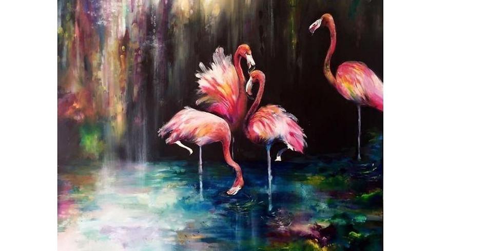 Фламинго | 17 апреля суббота | 2300 руб