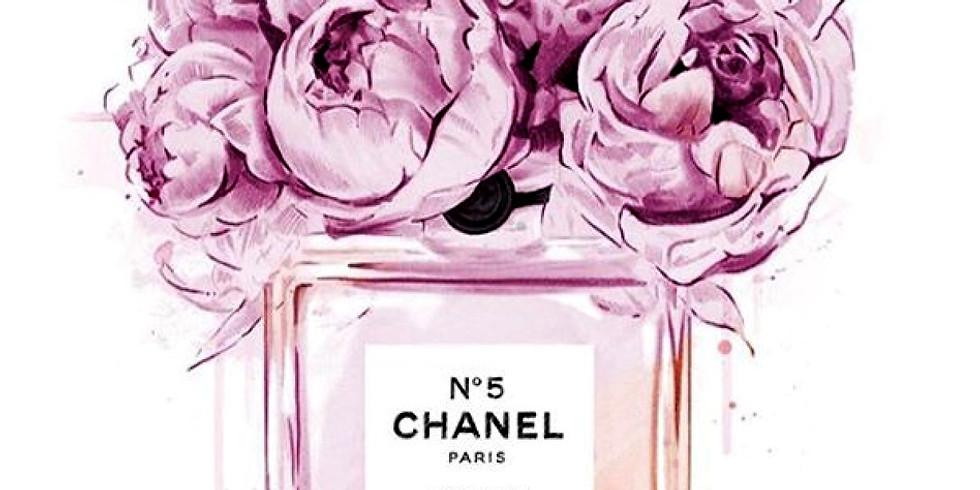 Пионы Chanel | 16 мая четверг | 1990 руб