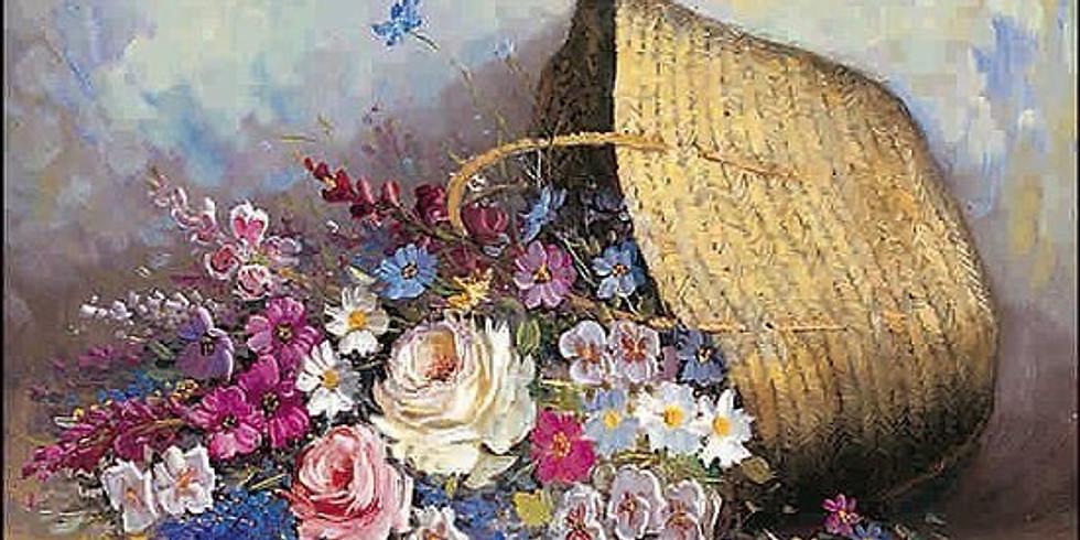 Букет цветов   14 июня пятница   1990 руб