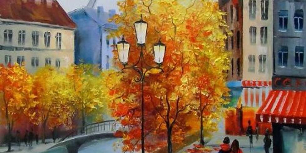 Осень в Париже | 21 сентября суббота | 1990 руб