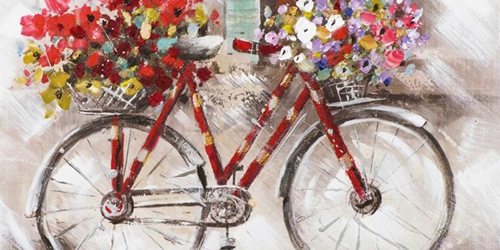 Велосипед    6 марта вторник   2000 руб