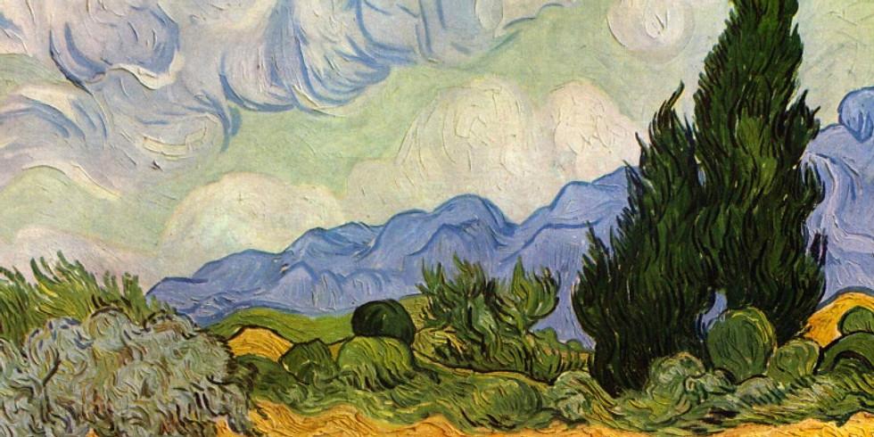 Oh, my Gogh!   20 июля суббота   1990 руб