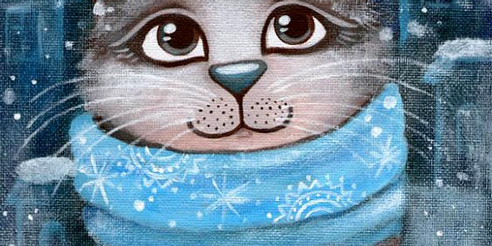 Зимний кот (6+)   3 февр воскресенье   1990   1300 руб (6+)