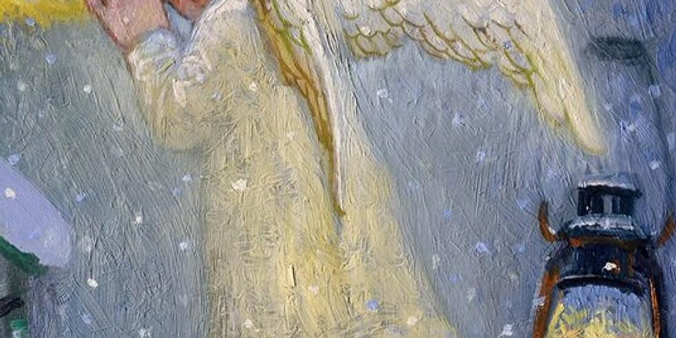 Ангел | 6 января понедельник | 2490 руб