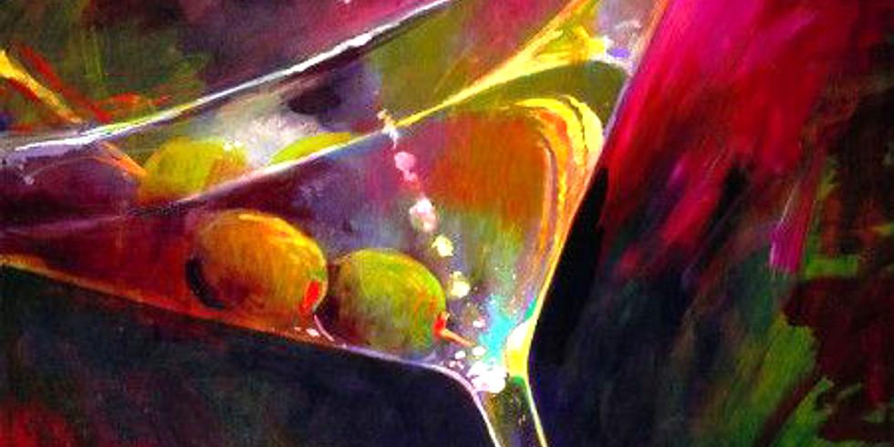 Глоток мартини   21 декабря суббота   2490 руб