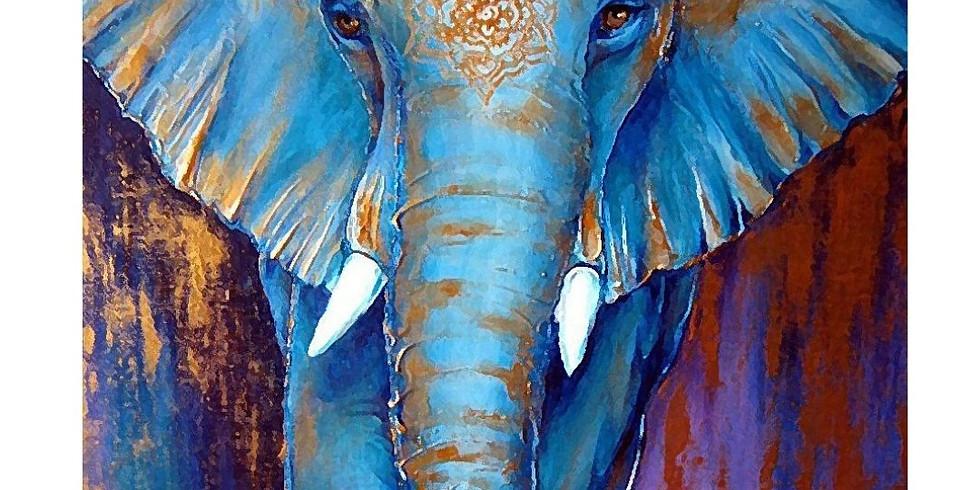Слон | 13 сентября воскресенье | 2300 руб