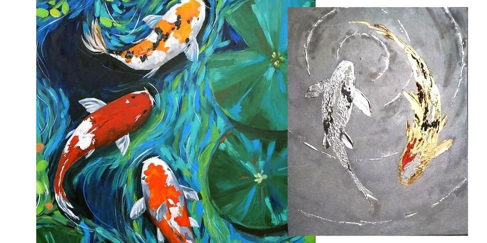 Рыбки | 10 июля суббота | 2300 руб