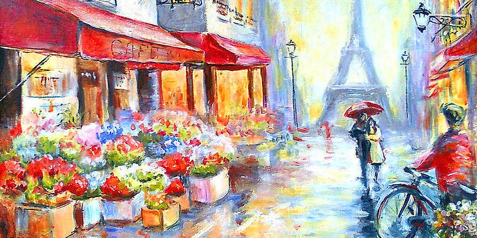 Париж |  8 апреля воскресенье | 2000 руб
