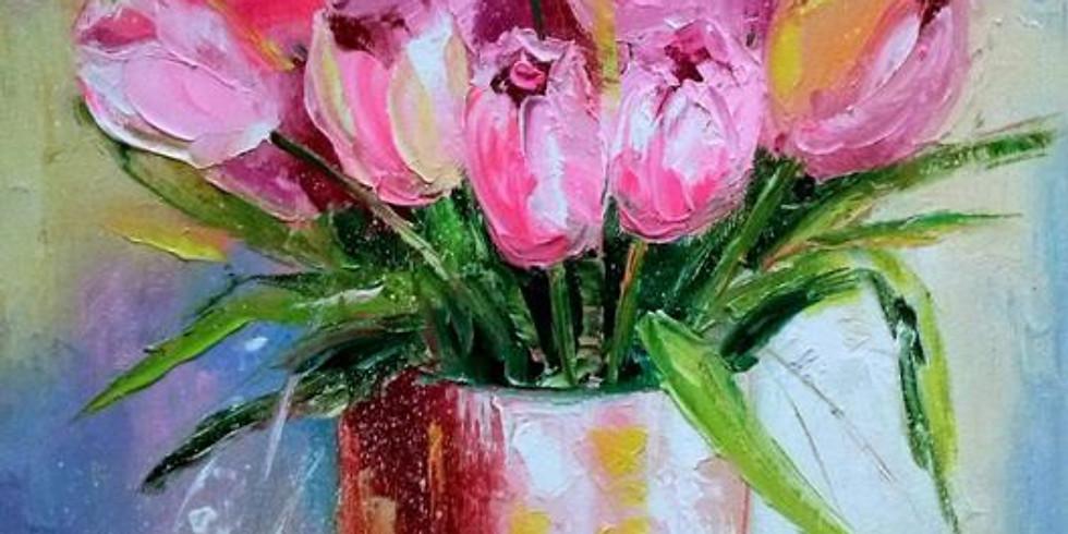 Тюльпаны | 7 марта четверг | 2400 руб