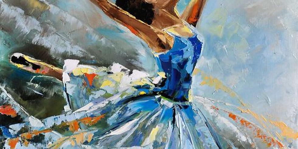В танце |  20 апреля пятница | 2000 руб