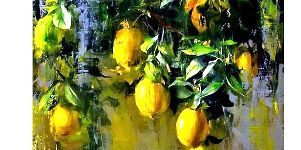 Лимоны   7 августа пятница   1900 руб