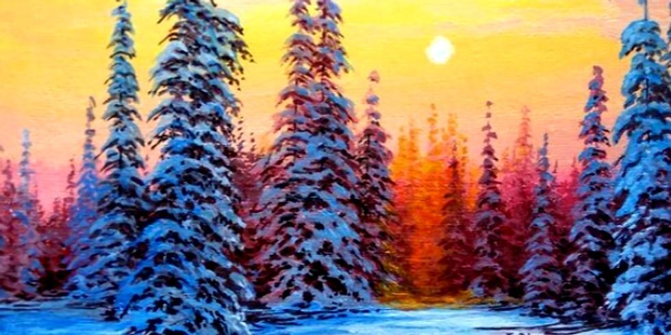 Зимняя сказка   22 декабря воскресенье   2490 руб