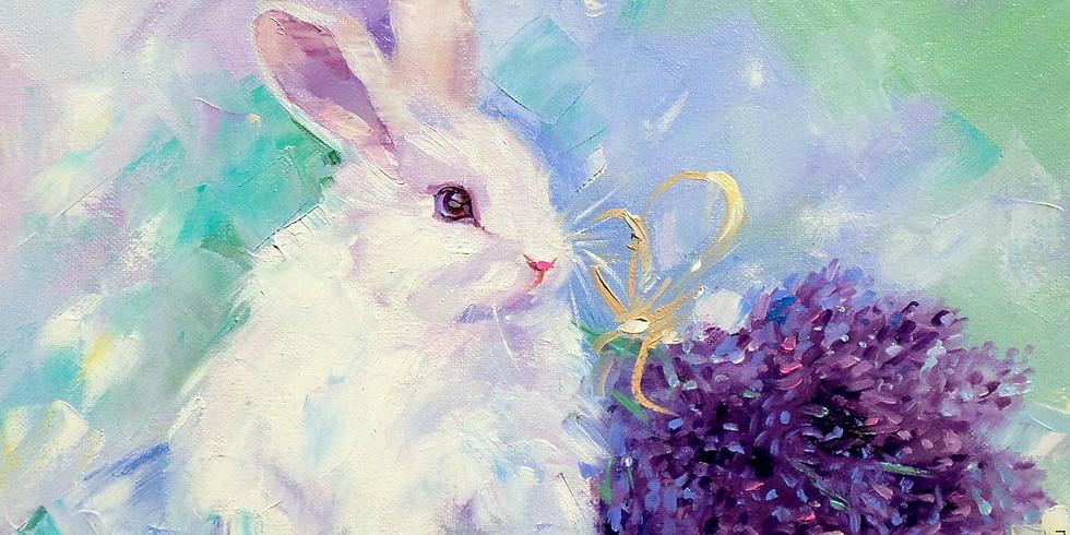 Лавандовый кролик | 17 марта воскресенье | 1990 руб