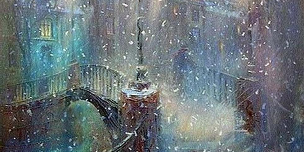 Ночь. Улица. Фонарь | 16 декабря воскресенье | 1990 руб