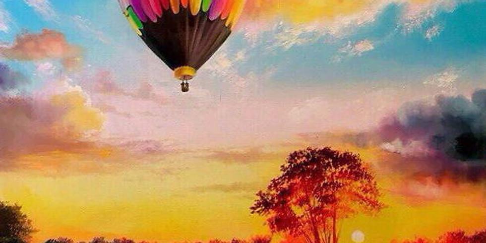 Воздушные шары |  25 марта воскресенье | 2000 руб
