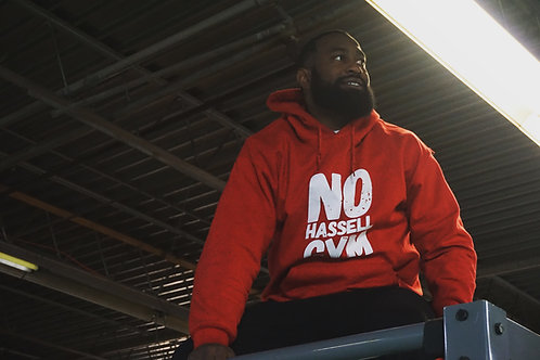 No Hassell Hoodie