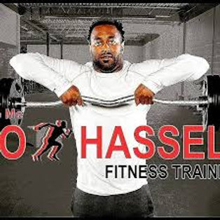 No  Hassell T-shirt