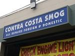 Contra Costa Smog