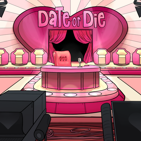 Date or Die background