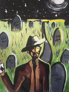 Good Luck Graveyard Dirt