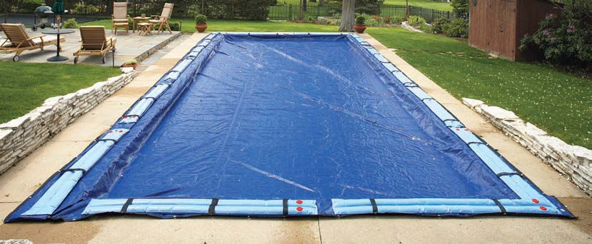 Water bag cover removal